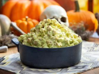 Green Slime Popcorn