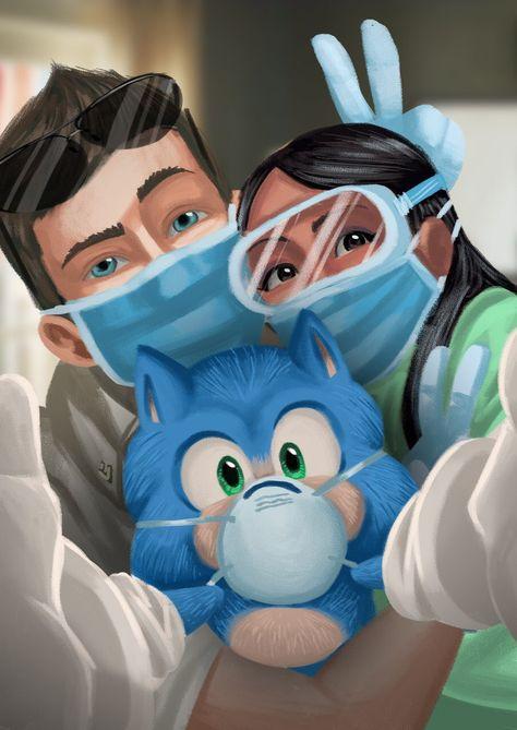 Sonic The Hedgehog, Hedgehog Movie, Hedgehog Art, Silver The Hedgehog, Shadow The Hedgehog, Sonic And Amy, Sonic And Shadow, Sonic The Movie, Sonic Unleashed