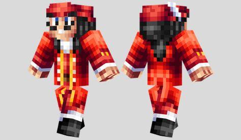 Captain Hook Skin para Minecraft