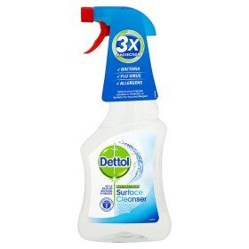 Dettol Cleaning Spray Antibacterial Undefined Cleaning Spray Antibacterial Spray Surface Cleaner