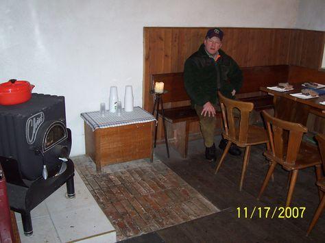 Chief Holzofen in der Hütte Chief Holzofen Pinterest - holzofen für küche