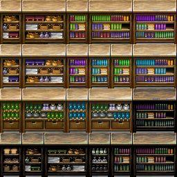 Game Studio Rxus ルキュオス ゲーム素材 戦闘背景素材 キャラチップ系 ゲーム 素材 背景 素材 戦闘