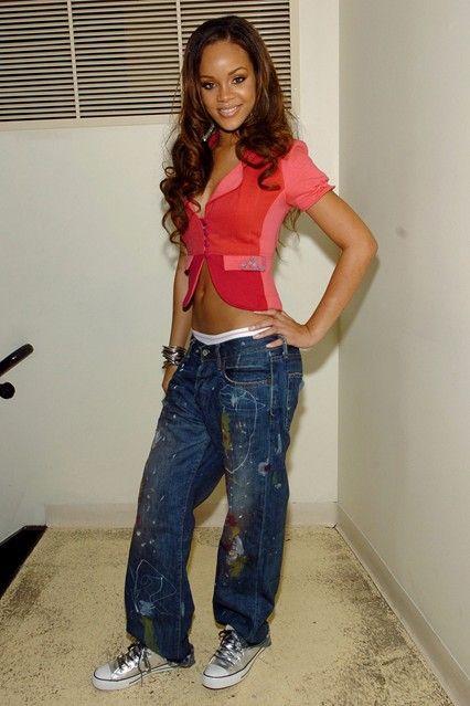 VIP Fashion: Rihanna's Style Transformation