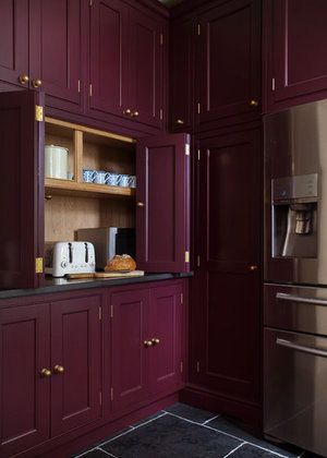 Colour of the month Burgundy - November 2018   Color ... on burgundy kitchen walls, burgundy and yellow kitchen ideas, burgundy kitchen color schemes,