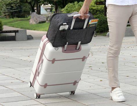Multiway Travel Bag | mochithings | Convertible travel bag