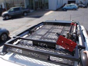 Heps Designs 05 Xterra Roof Rack
