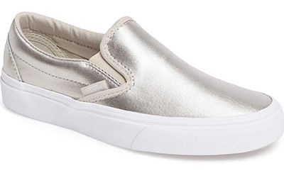 94752230 The best silver shoes for a hipper and more youthful look! | Shoes ...