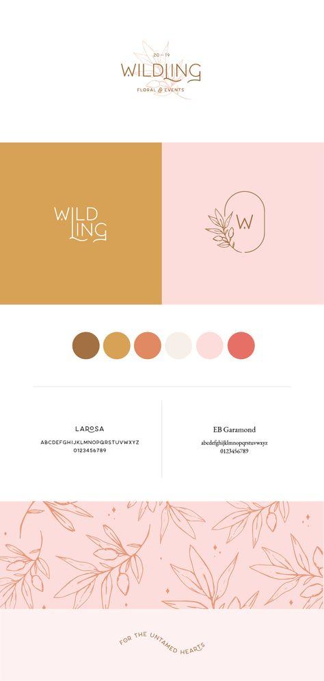 Wilding: A Floral & Events Company | longmeadowstudio.com