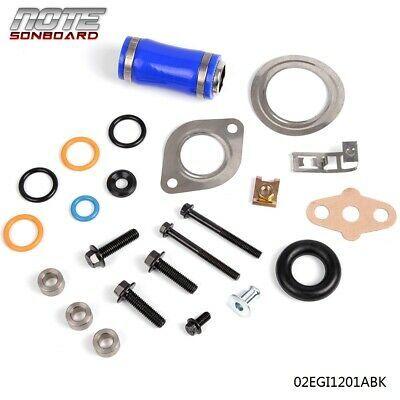 Details About Oem Cooler Intake Manifold Gasket Set Kit Hose For Ford 6 0 Diesel Egr Valve In 2020 Powerstroke Diesel Powerstroke Ford Powerstroke