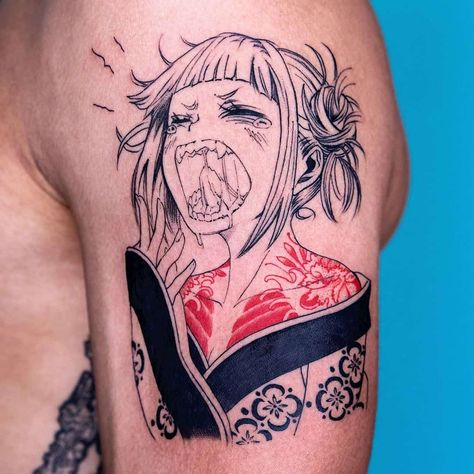 Oozy is a South Korean tattoo artist. He usually makes Blackwork tattoos. Oozy has received many awards in the field of art Japanese Tattoo Meanings, Japanese Tattoo Art, Japanese Tattoo Designs, Japanese Sleeve Tattoos, Tattoo Girls, Tattoo Women, Girl Tattoos, Couple Tattoos, Badass Tattoos