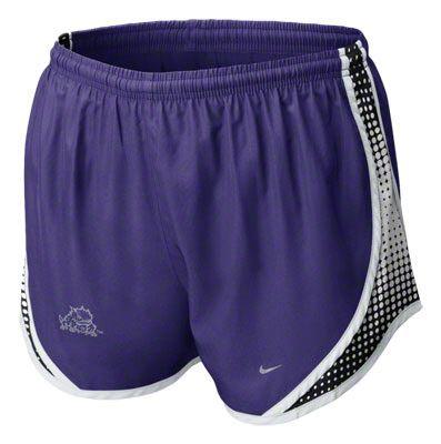 TCU Horned Frogs Women's Nike Purple Seasonal Tempo Shorts