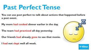 الماضي التام هو فعل فعل يستخدم للتحدث عن الإجراءات التي تم إكمالها قبل نقطة ما في الماضي الماضي التام هو التحدث عن Perfect Tense Grammar Exercises Tenses