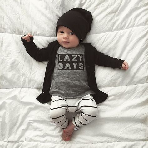 newborn fashion | look of the day.