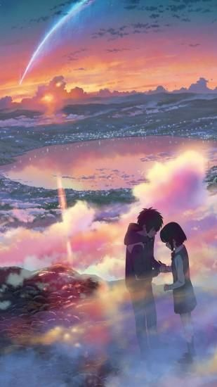 Kimi No Na Wa Wallpaper Download Free Stunning High Resolution Backgrounds For Desktop Computers And Anime Scenery Kimi No Na Wa Wallpaper Anime Background