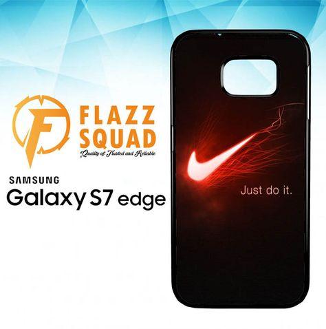 Nike 3d Wallpaper X4603 Samsung Galaxy S7 Edge Case