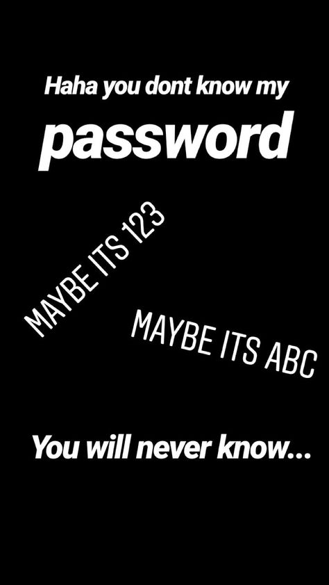 Download Password wallpaper by NexPt now. Browse millions of popular black wallpapers and ringtones on Zedge and personalize your phone to suit you. Browse our content now and free your phone
