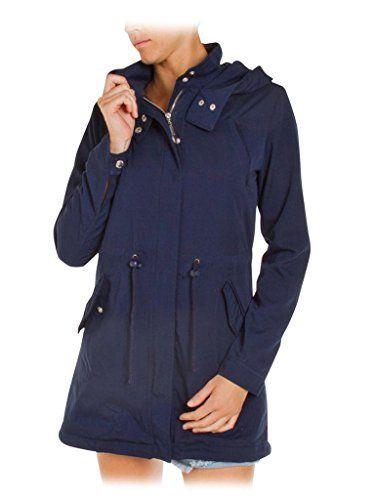 competitive price 6ee03 99014 Carrera Jeans - Parka per Donna Tinta Unita IT S | Giacche e ...