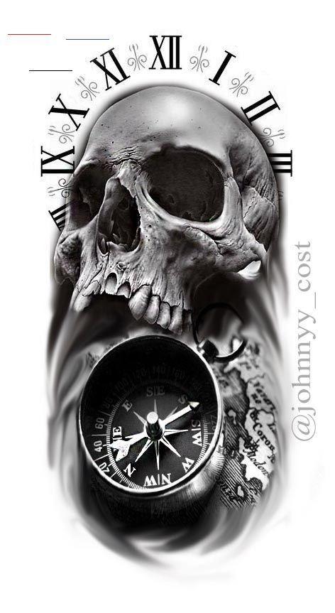Desenhos Caveira Tattoo In 2020 Skull Tattoo Design Skulls Drawing Tattoo Designs