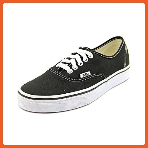 Vans Authentic Black White Mens Skate Shoes (11.5 ...