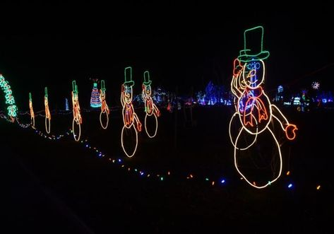 Christmas At The Park 2020 Longview 10. Christmas in the Park   Longview Lake Park Go on weeknights in