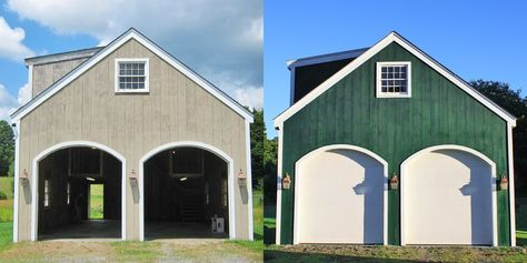 Image Result For Paint Colors For Barns With Images House