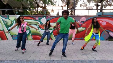 Pega Pega By: Armando Salcedo & Heidy Torres #zumba #zumbafitness #dance #motivation