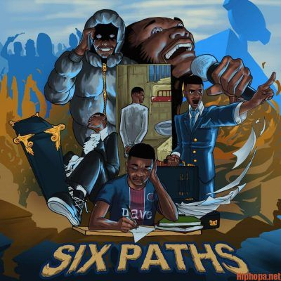 Download Full Album Dave Six Paths Zip File Rap Album Covers Music Album Cover Album Covers