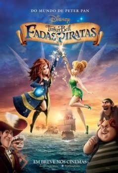 Assistir Tinker Bell Fadas E Piratas Dublado Online No Livre