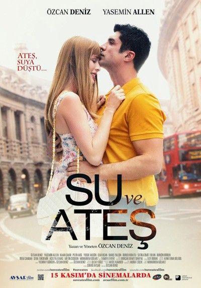 Su Ve Ates Fire Movie Turkish Film Film Movie