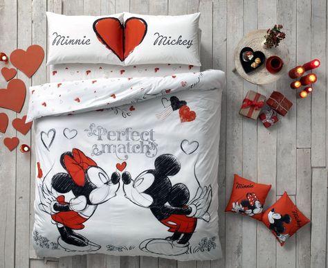 Disney Copripiumino.Amazon Com Exclusive Valentine S Day Gift Original Licensed