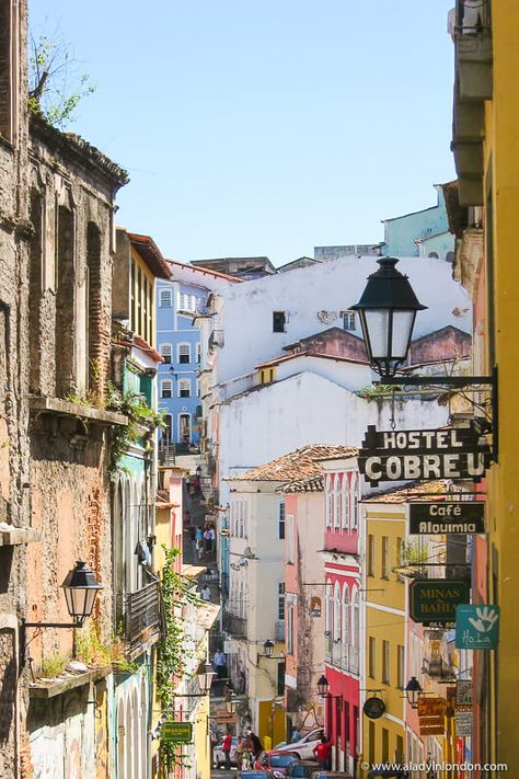 2 Days in Salvador, Brazil - How to Spend 48 Hours in Salvador, Bahia