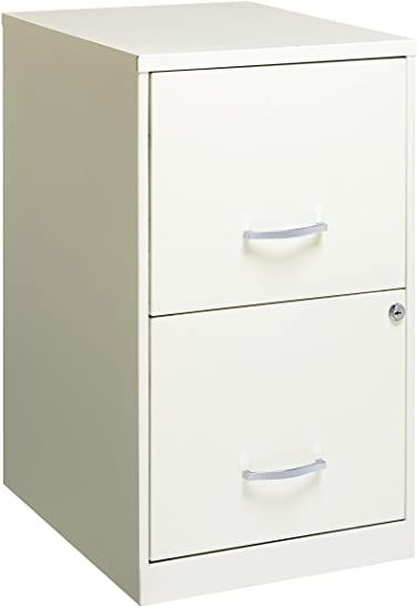 Office Dimensions 18 Quot Deep 2 Drawer Metal File Cabinet Filing Cabinet Metal Filing Cabinet Cabinet