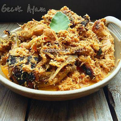 Resep Gecok Ayam Sederhana Enak By Endahpalupid Resep Makan Malam Masakan