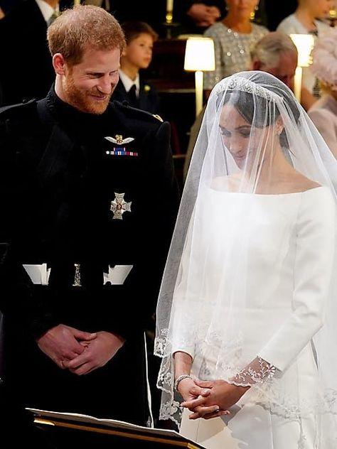 Questo è Il Momento Del Loro Matrimonio Che Harry E Meghan