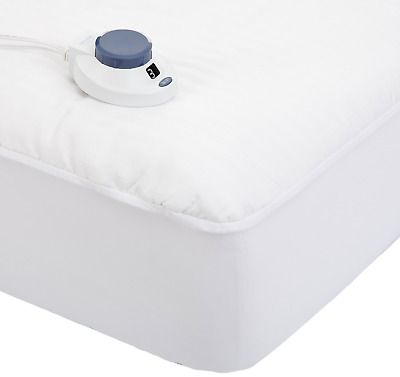 Details About Softheat Smart Heated Electric Mattress Pad With