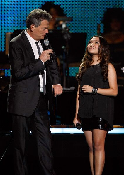David Foster And Charice Pempengco Photos Photos David Foster And Friends In Concert In 2020 Concert Asian Celebrities The Fosters