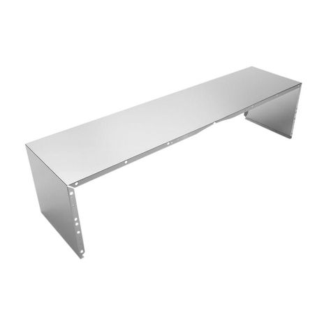 48 Inch Stainless Steel Duct Cover For Wall Mounted Range Hood Range Hoods High Walls Wall Mount Range Hood