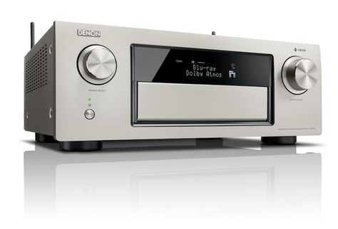 Denon theater system audio music streaming HEOS