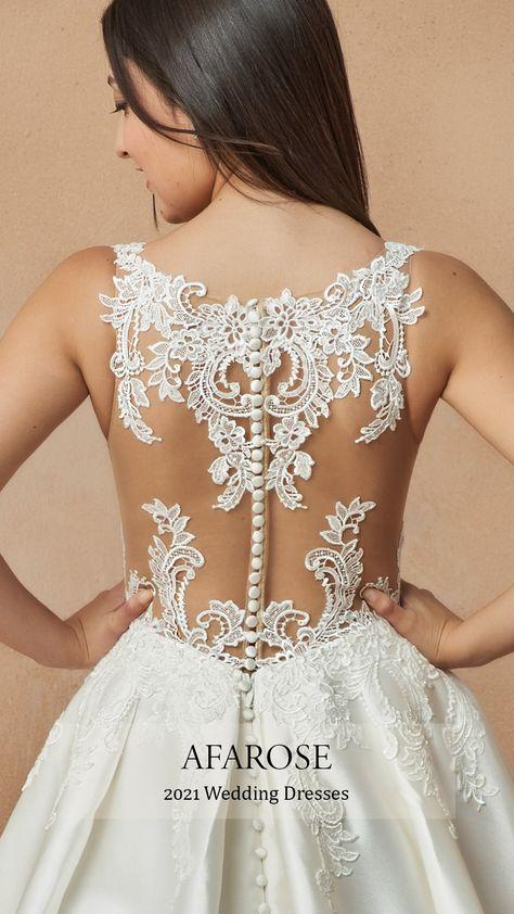 AFAROSE 2021 Wedding Dresses | Wedding Inspirasi