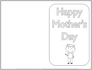Mother's Day Worksheets $