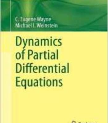Dynamics Of Partial Differential Equations Pdf Partial