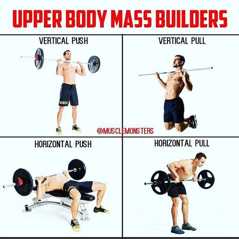 fitnessphysique TOP 4 EXERCISES FOR UPPER-BODY...