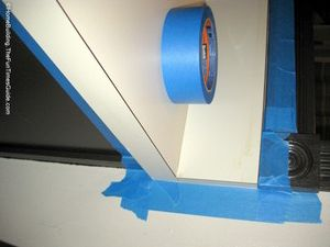 Tape Carefully For A Good Looking Finished Product Painting Countertops