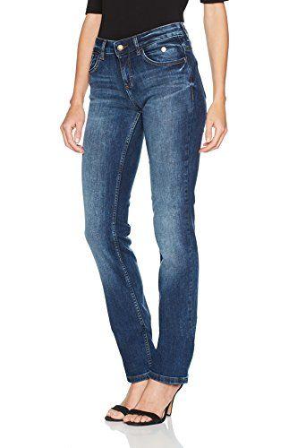 TOM TAILOR Damen Jeanshosen Alexa Slim Jeans/