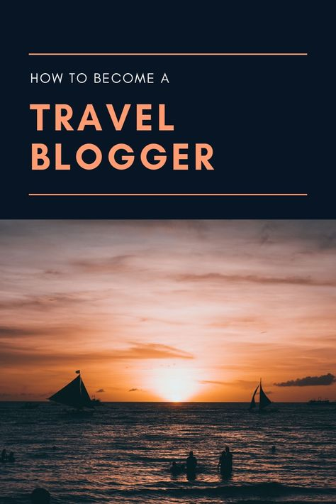 Do you want to become a Travel Blogger? Being a travel blogger is a profession that demand love to write, willingness to experience new things, and ability to run your own businesses.