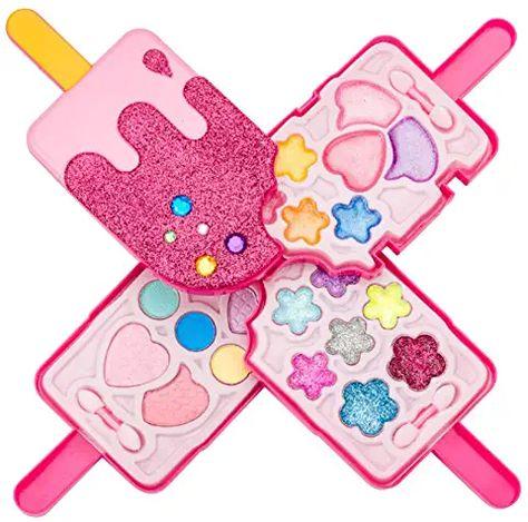 pretend kids makeup kit for girl Little Girl Toys, Baby Girl Toys, Toys For Girls, Kids Toys, Baby Dolls, Little Girls, Disney Princess Room, Princess Toys, Makeup Kit For Kids