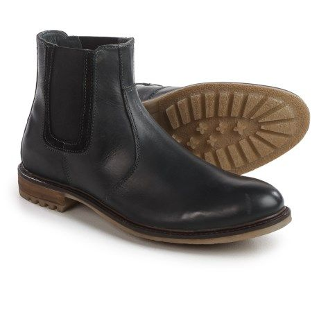 Hush Puppies Beck Rigby Chelsea Boots Leather For Men Chelsea Boots Chelsea Boots Men Boots