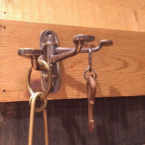Hook - Antique 3 Hook
