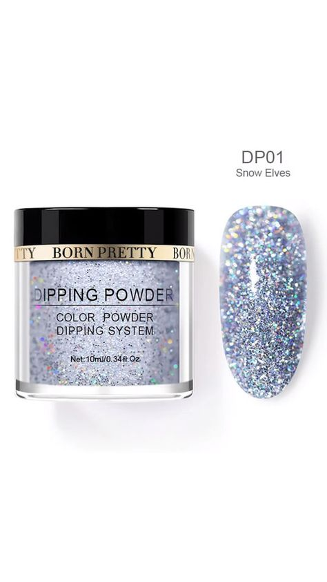 Glitter Dip Powder Nail Polish Video Powder Nail Polish