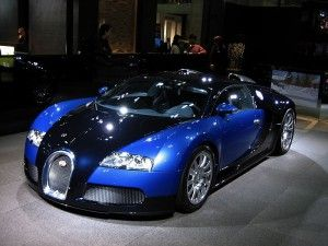 Bugatti Veyron Engine Specs